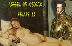 Isabel de Osorio y Felipe II