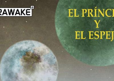 """""""EL PRINCIPE Y EL ESPEJO"""""""